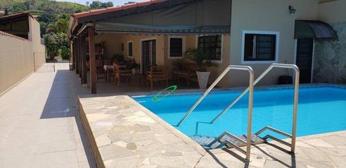 Chácara Com 2 Dormitórios À Venda, 690 M² Por R$ 1.100.000,00 - Itapema - Guararema/sp - Ch0099