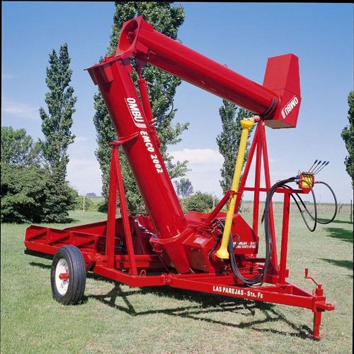 Extractora De Grano Seco  -  Emco 2002