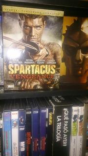 Spartacus Vengeance 3 Temp 4 Discos