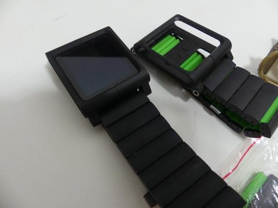 iPod Nano 6a Geração (8 Gb) + Duas Pulseiras Lunatik