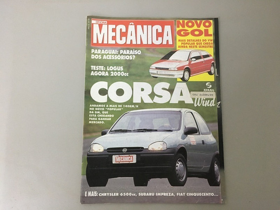 Revista Oficina Mecânica N.o 89 - Fevereiro 1994