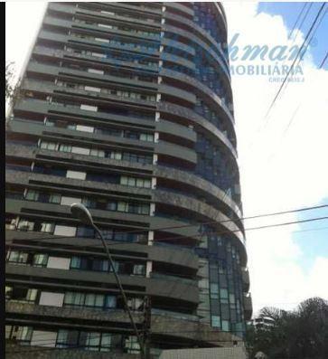 Apartamento Com 4 Dormitórios À Venda, 203 M² Parnamirim - Recife/pe - Ap1448