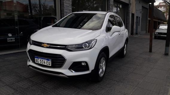 Chevrolet Tracker Fwd Premier Año 2018 Color Blanca