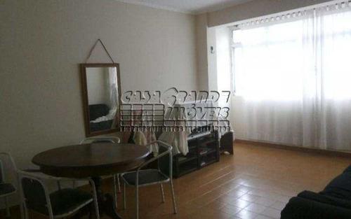 Imagem 1 de 23 de Ótimo Apartamento Em Praia Grande, Vila Caiçara - V4508