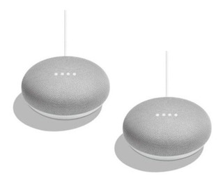 Google Home Mini 2 Pack / Asistente Bocina Smart / Enviograt