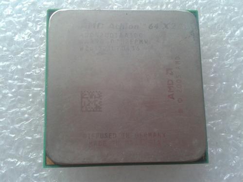 Processador Amd Athlon X 2 64.