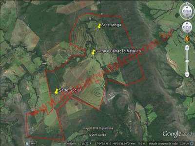 Venda - Fazenda - Zona Rural - Paracatu - Mg - D0289