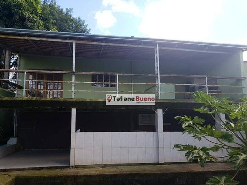 Chácara Com 3 Dormitórios À Venda, 3000 M² Por R$ 320.000 - Buquirinha Ii - São José Dos Campos/sp - Ch0063