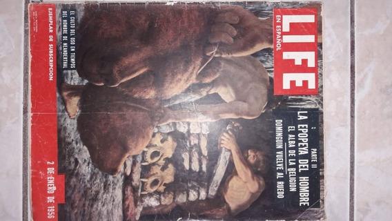 Revista Life En Espanol 07 De Enero De 1956