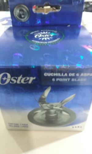 Cuchilla Oster Original De 6 Aspas