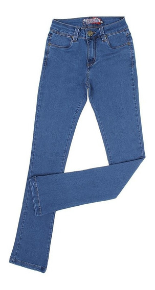 Calça Feminina Jeans Boot Cut Clara Rodeo Western 22650