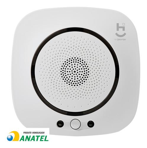Sensor Wifi De Gás Co Inteligente Hi  By Geonav