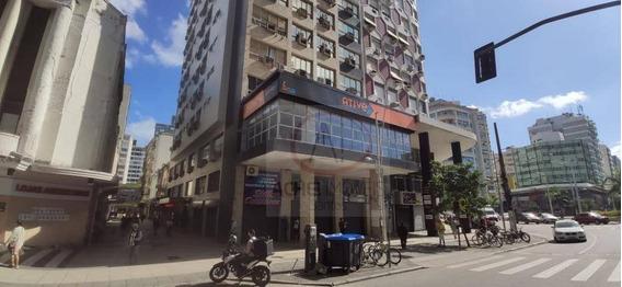 Loja Para Alugar, 250 M² Por R$ 9.000,00/mês - Gonzaga - Santos/sp - Lo0069