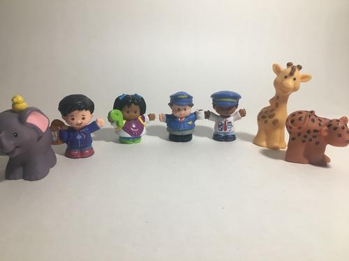 Fisher-price Little People Personajes Varios Envio Gratis