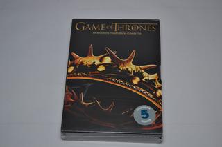 Juego De Tronos - Game Of Trones - Segunda Temp. Completa