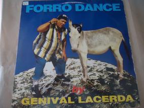 Lp - Genival Lacerda - Forró Dance / Mpb (c2)