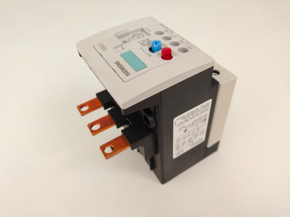 Rele Térmico Bimetal Sobrecarga Siemens 3ru1146-4kb0 57-75a