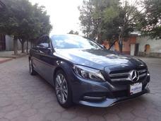 Mercedes-benz Clase C 4p C200 Cgi,sport,ta,2.0t,gps,ra18