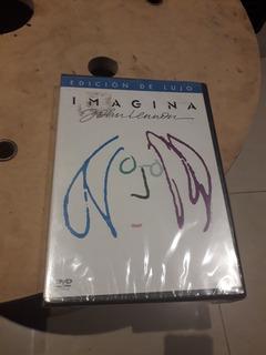 Dvd Imagine John Lenon