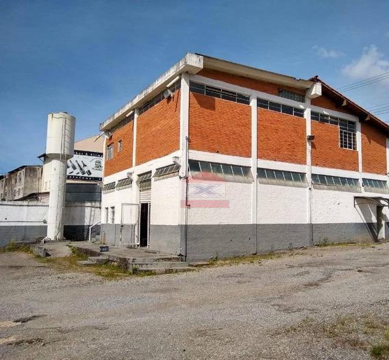 Área Para Alugar, 3000 M² Por R$ 6.000/mês - Portão Vermelho - Vargem Grande Paulista/sp - Ar0022
