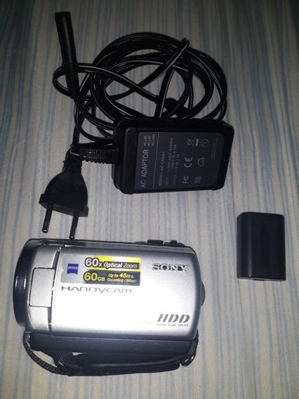 Filmadora Sony Dcr Sr47 60 Gb/ 60x Optcal Zoom
