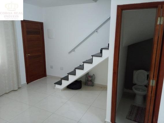 Sobrado Em Condomínio Para Venda - Ca00387 - 34841429