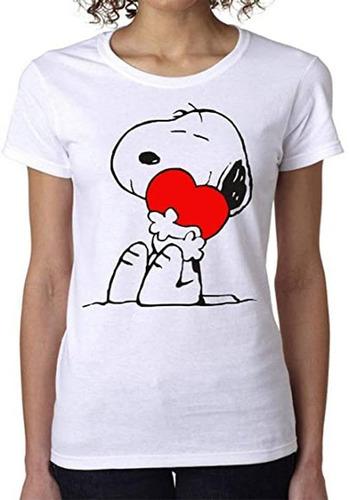 Imagen 1 de 2 de Remera Snoopy