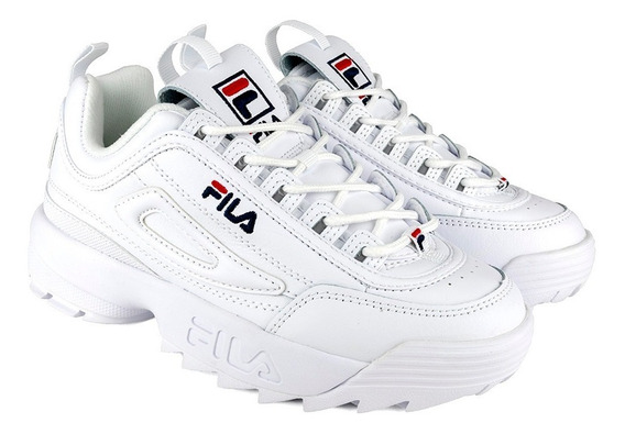 Fila Disruptor Ii Premium Repeat Originales
