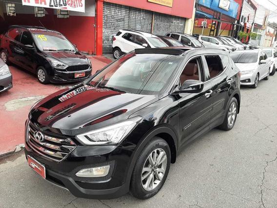 Hyundai Santa Fe 3.3l V6 4x4 (aut) 7l Gasolina Automático