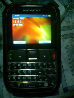 Celular Motorola Motogo Personal