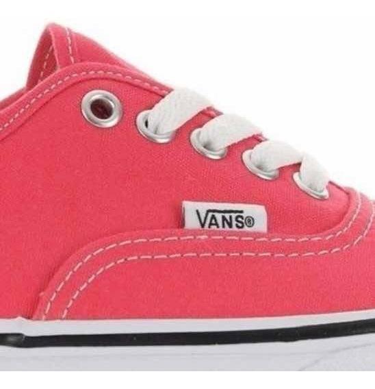 Vans Authentic Pink Dama. Envíos Sin Cargo A Todo El País
