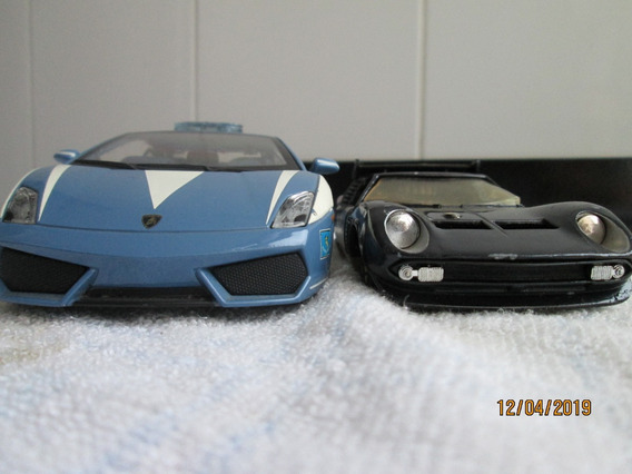 Miniatura Lote 1\24 Maisto Lamborghini Gallardo Jota Japan