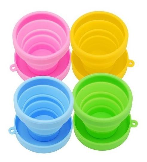Vaso Plegable Esterilizador Para Copa Menstrual Microondas