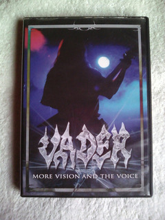 Vader - More Vision And The Voice Dvd