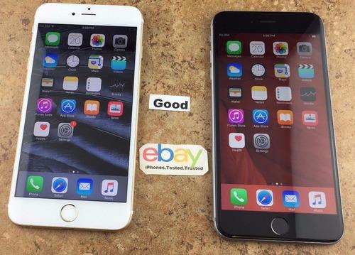 Imagen 1 de 1 de iPhone 6 Plus 64gb