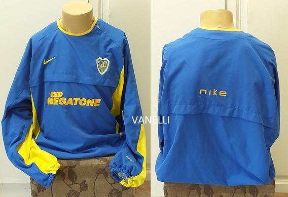 Moletom Do Boca Juniors Profissional Nike Com Forro Interno