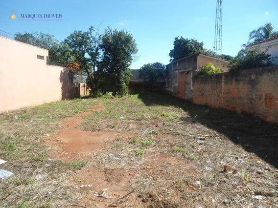 Terreno Comercial Para Venda E Locação, Centro, Indaiatuba. - Te6182