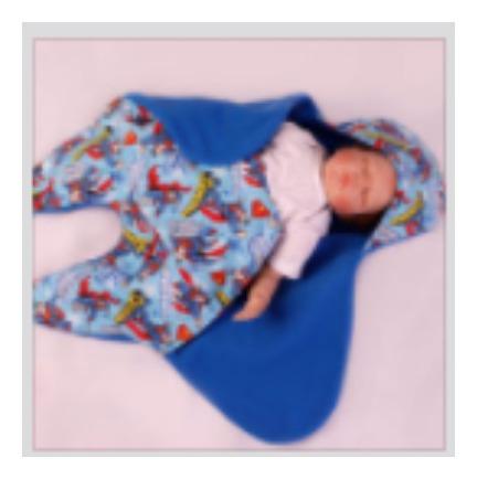 Imagem 1 de 2 de Swaddele, Saco Para Bebê Dormir