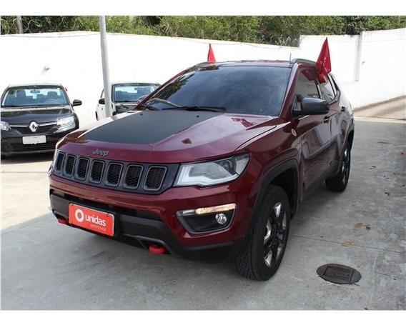 Jeep Compass 2.0 16v Diesel Trailhawk 4x4 Automático