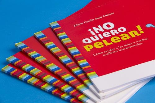 Pack Vuelta A Clases  No Quiero Pelear