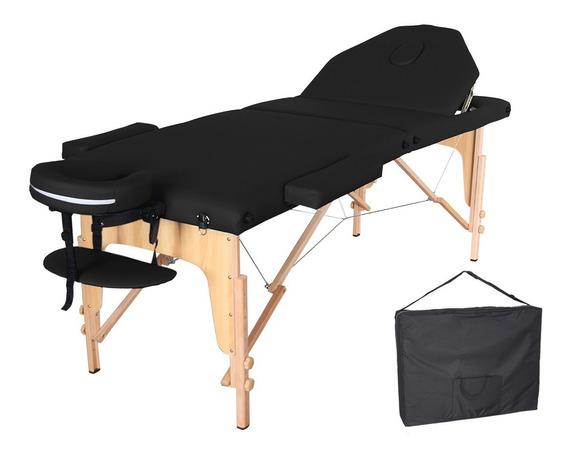 Cama Portátil Para Masaje, Spa, Tatuajes Y Terapia Fisica.
