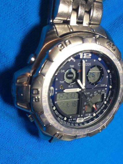 Relógio Citizen C720 Lindo - Bem Conservado !!