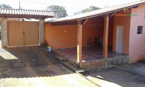 Chacara Sao Conrado Em Araçoiaba - Ch0244