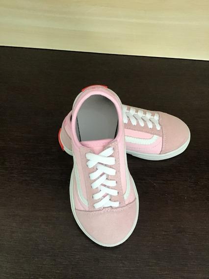 Tênis Infantil Vans Masculino Feminino Calçados Varias Cores