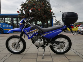 Yamaha Xtz125 2015