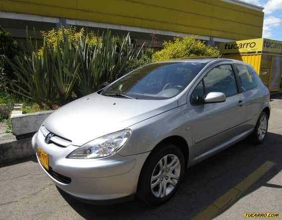 Peugeot 307 Xsi 2.0 Mecánico Coupe