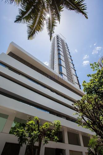 Imagem 1 de 23 de Apartamento Garden Com 3 Suítes Em Balneário Ca... - 732