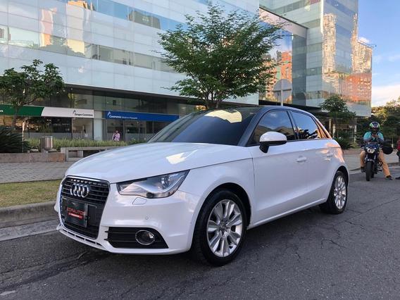 Audi A1 Sportback 1.4 Blanco