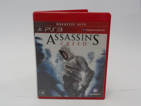 Assassins Creed Ps3 Usado Midia Fisica