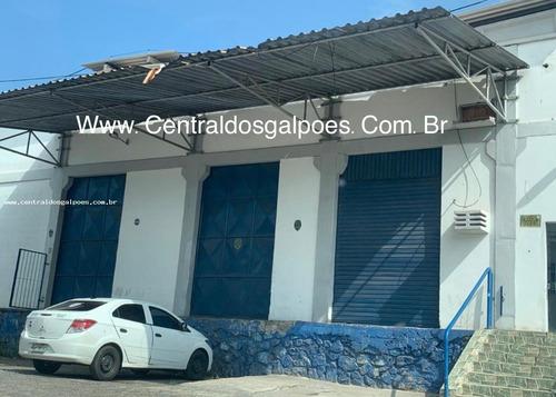 Galpão Para Locação Em Salvador - 44839qq_2-1129127